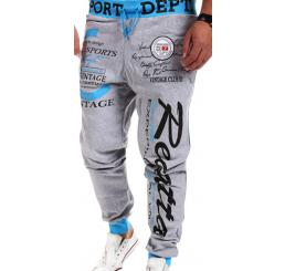 Honofash Mens Casual Flag Printing Leisure Sports Pants/Jogging Sweatpant